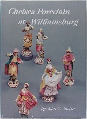 Antique Chelsea Porcelain & Figurines @ the Colonial Williamsburg Collection