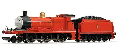 Hornby Thomas & Friends James The Red Engine R9290 - Free Shipping