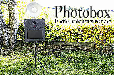 Photo booth business For Sale *Cheapest On Ebay*