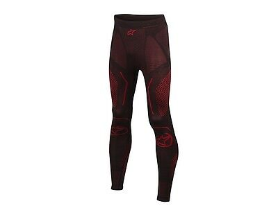 Alpinestars Ride Tech Summer Funktionshose Gr. M/L Schwarz Rot