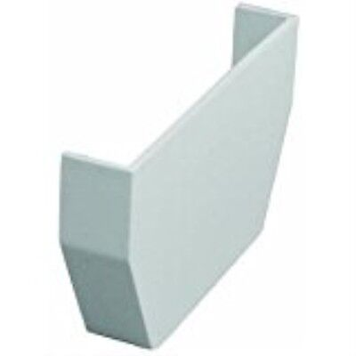 GENOVA PRODUCTS TV148510 WHT Inside End Cap