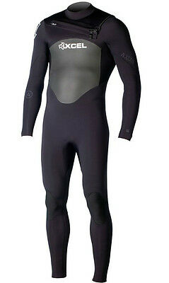 New Xcel Axis X2 3/2Mm Wetsuit Size Medium/large Rrp £200