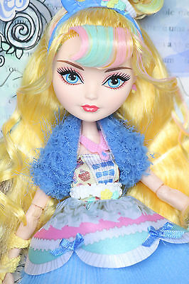 Ever After High Doll Blondie Lockes Just Sweet Puppe NEU OVP