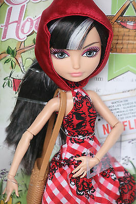 Ever After High Doll Cerise Hood Enchanted Picnic Picknick Puppe NEU OVP