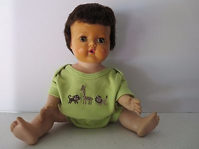 """Vintage 1950's Tiny Tears American Character Doll - 12"""" High - Wets and Cries"""