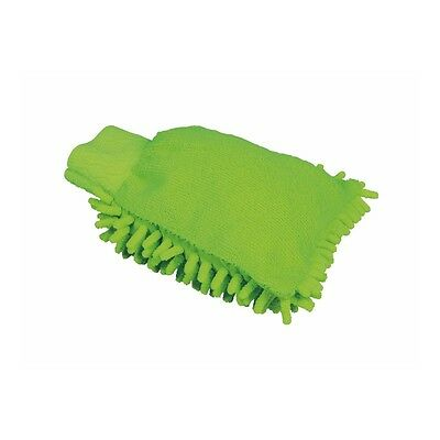 Gear Gremlin Green Wash Mitt for cleaning motorcycles