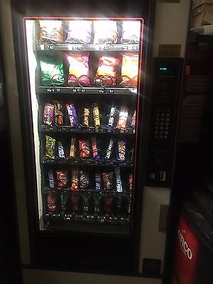 Polyvend Snack/can Vending Machine