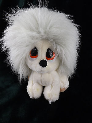 Applause Plush Clive Sheep Dog Vintage 1982 Crazy Hair