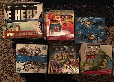 trading card game jop lot