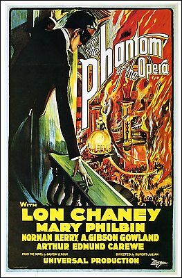 "STANDARD  8MM  ""PHANTOM OF THE OPERA"" -  LON CHANEY - VO - Complet"