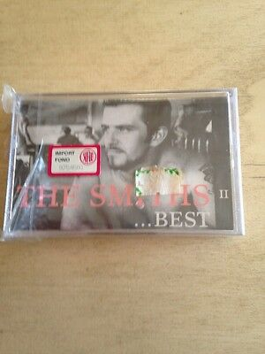 The Smiths - Best 2 II MC Cassette Tape  Sigillata Sealed Smiths9c