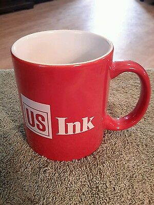 advertisement coffee cup us ink