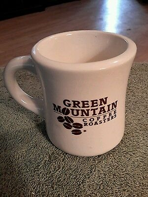 advertisement coffee cup green Mountain Coffee