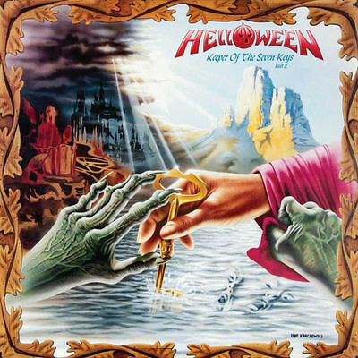 Vinyl - Helloween - Keeper Of The Seven Keys Pt 2 - Sealed
