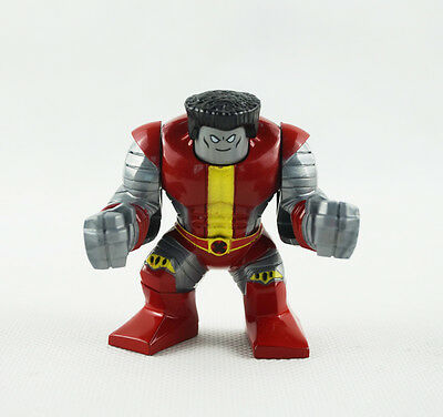 Minifigures Colossus X-Men: The Last Stand Daniel Cudmore Movie Building Toys