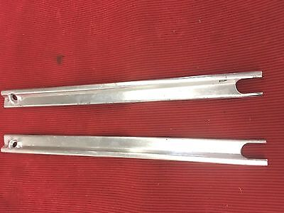 1966-70 Gtx Charger Coronet B Body Sill Plate Extensions Oem Moulding Molding