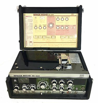 ROLAND RE-201 SPACE ECHO *Serviced and Guaranteed* Tape Delay 501 301 150