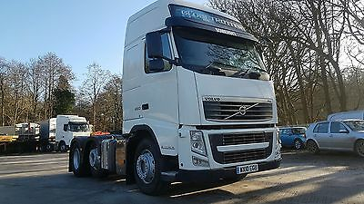 2010 Volvo FH13 6x2 Tractor Unit - Globetrotter XL - iShift - MOT - Tipping Gear