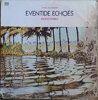Bollywood LP Rare  Eventide Echoes Instrumental Enoch Daniels S/MOCE 4170