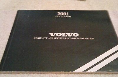 2001 volvo s-40 and v-40 owners manual