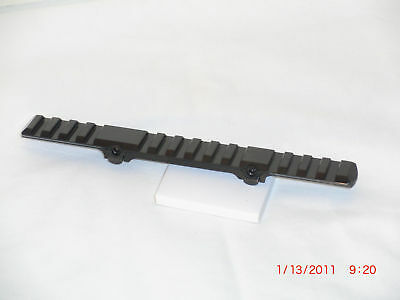 Blaser R93, R8, LRS 2, K95 and S2 100% Steel Picatinny Rail 185mm Long