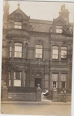 Rp 37 Princes Avenue  Liverpool , Real Photo Posted 1908