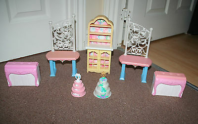 Barbie Doll Furniture Vintage Set / Bundle