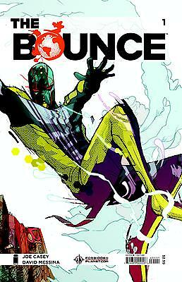 THE BOUNCE # 1 IMAGE Forbidden Planet variant NM