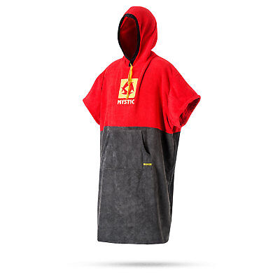 Mystic Poncho / Fleece / Changing Robe 2017 - Red