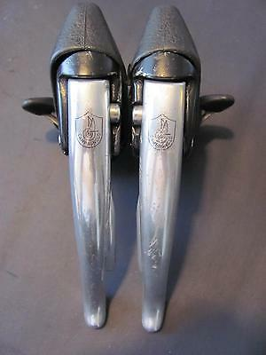 8 Speed Campagnolo C Record 1st Generation Ergopower ergo Shifters