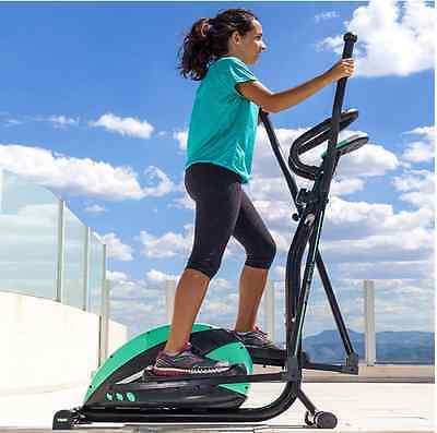 Elliptical Home Fitness Exercise Cardio Trainer, Workout Pro Gym Sports Machine.
