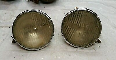 Late 20's? early 30's? Chevy Twilite headlamps headlights Chevrolet