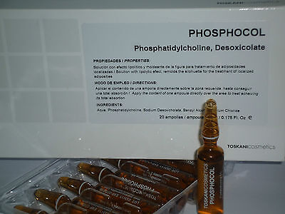 PHOSPHATIDYLCHOLINE - FAT REMOVAL, MESOTHERAPY - 20Ampx5ml