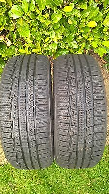 Winter Tyres Nokian WR A3 205/50 R16 -pair - 7.75mm tread