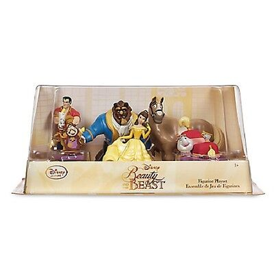 DISNEY : BEAUTY AND THE BEAST - FIGURE PLAY SET    - New in box
