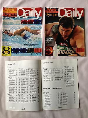 Atlanta Olympic Games 1996 Sports Illustrated Daily