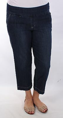 $69 NEW Navy JAG Boot Cut Jeans 14 BAB
