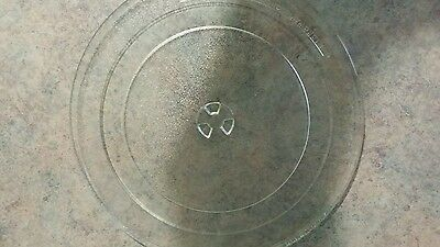 Microwave Oven Glass Turntable Plate Platter