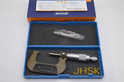 new ( SHAHE ) high quality Outside External Metric Gauge Micrometer 25-50mm