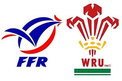 2 France V Wales Tickets 6 Nations