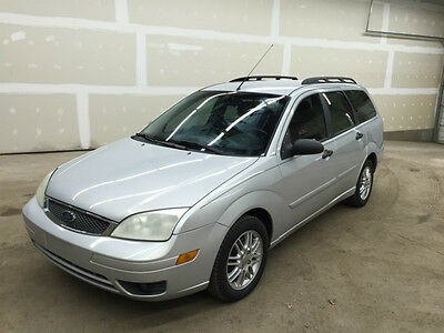 2006 Ford Focus 4 Door Station Wagon 2006 Ford Focus SES,ZXW,Auto,Low Miles,S/W,Heated Seats,CD,Loaded,,No Reserve!!