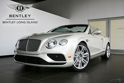 2016 Bentley Continental GT Convertible W12 Mulliner Offered for Sale by Long Island's Only Factory Authorized Bentley Dealer