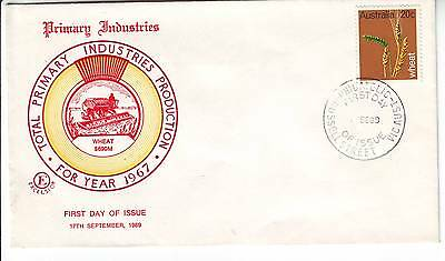 C120 Excelsior Fdc 1969 Primary Industries