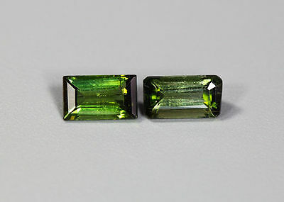 1.74 Cts_ Amazing !!! Gem Miracle Collection_100 % Natural Green Tourmaline
