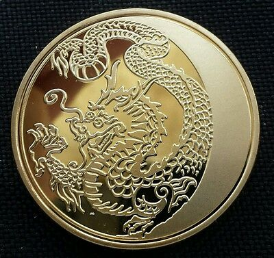 Russian Dragon 2014 Russia Coin Hunt