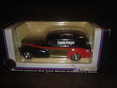 1998 Speccast Limited Edition Captain Morgan 1946 Chevrolet Street Rod Bank