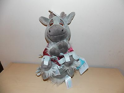 Disney Parks Baby Sven from Frozen in a Blanket 10 inch Plush Doll NEW