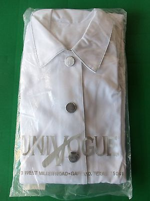 New Clinique Lab Coat For Cosmetics Counter Consultant Size 4 Univogue