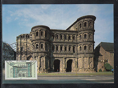 A-70) beautiful Maxi Card MC MK Germany 1984 - 2000 years Trier / Porta Nigra