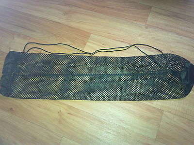 1 x breathable light Yoga mat bag - BN cellophane wrapped